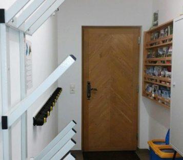 Skischuhraum und Abstellraum