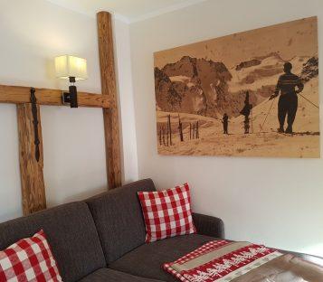 gemütliche Sofaecke – cosy sofa